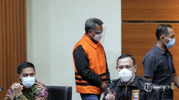 Nurdin Abdullah ditetapkan sebagai tersangka oleh KPK