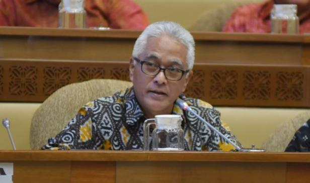 Anggota Komisi II DPR RI Guspardi Gaus