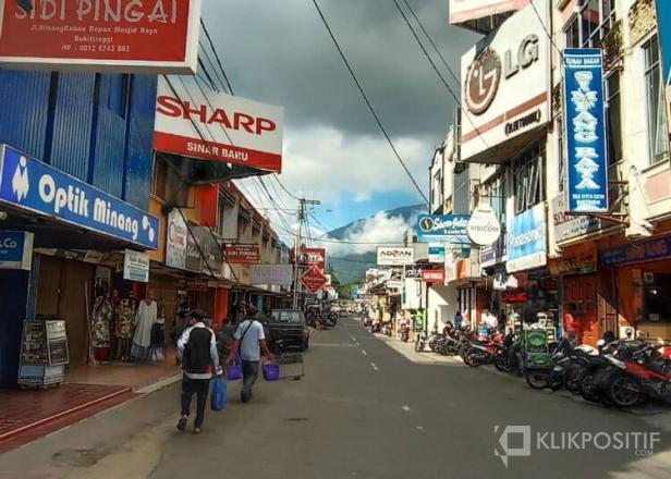 Jalan Minangkabau, Bukittinggi