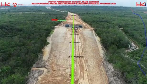 Jalan Tol Pekanbaru-Bangkinang
