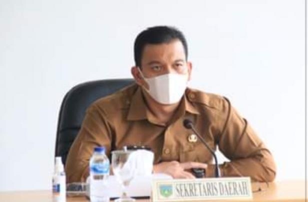 Sekretaris Daerah Sonny Budaya Putra