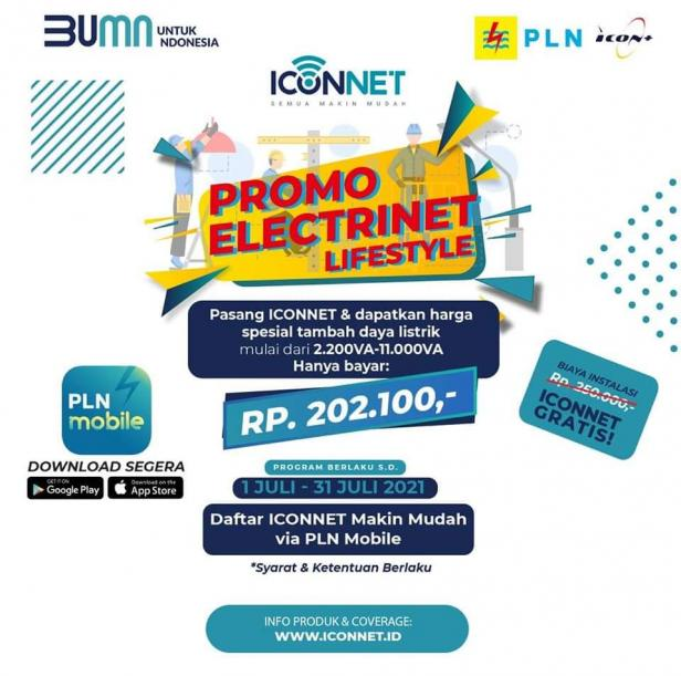 Poster Electrinet