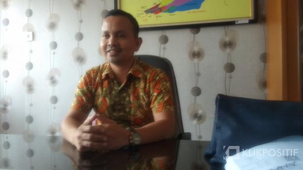 Kepala Puskesmas Pauh Muhammad Fardhan