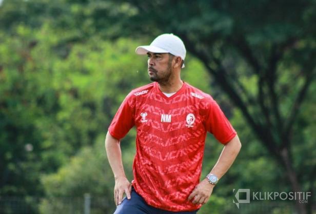 Nil Maizar, pelatih Sriwijaya FC