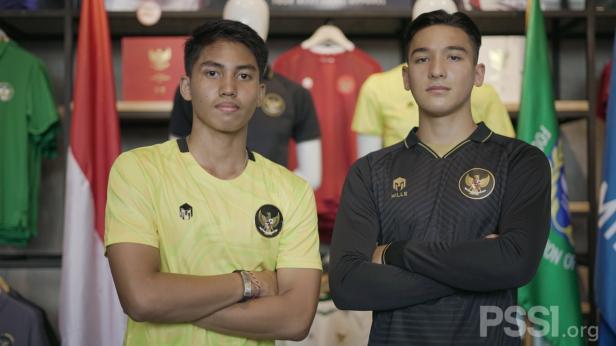 Jersey ketiga Timnas Indonesia