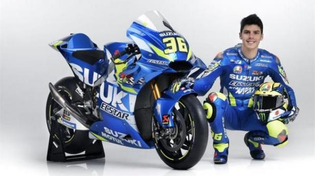 Joan Mir, pebalap Suzuki Juara Dunia MotoGP 2020