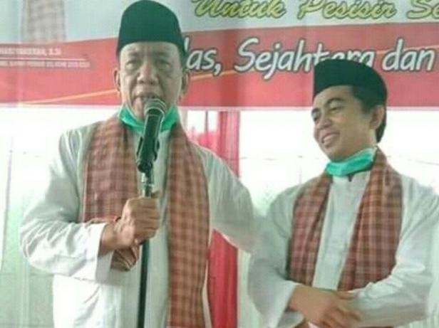 Rusma Yul Anwar dan Rudi Hariansyah