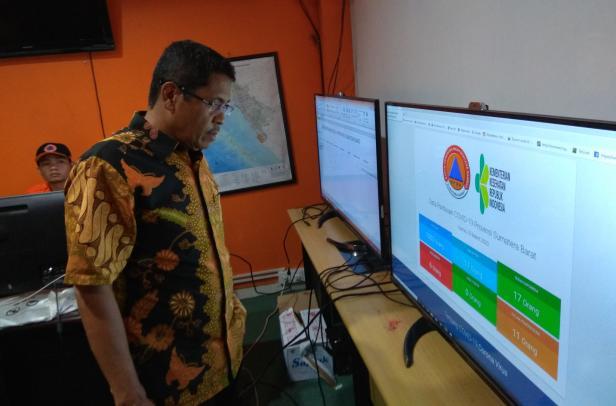 Ketua Gugus Tugas Percepatan Penanganan Corona Sumbar Erman Rahman