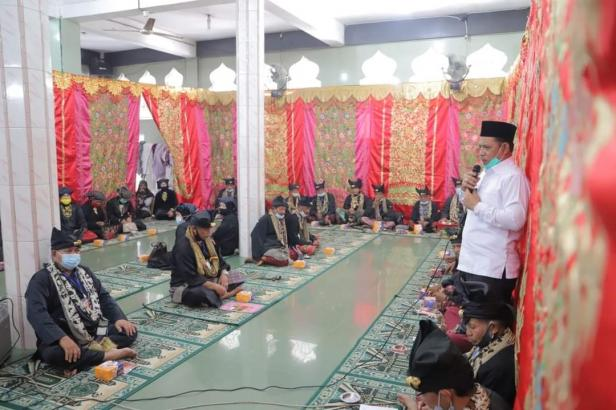Wawako Solok, Reinier membuka Musnag Luar Biasa KAN Solok