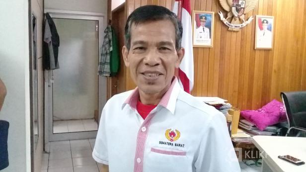 Ketua umum KONI Sumbar