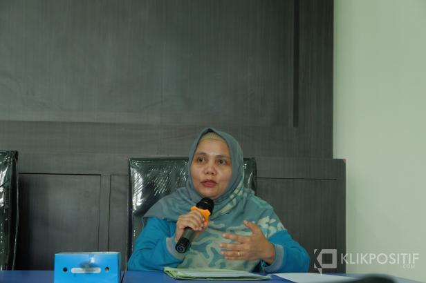 Kadinkes Padang, Ferimulyani (Dokumentasi klikpositif)