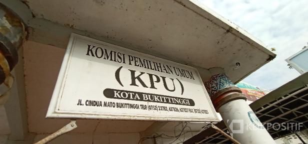 KPU Bukittinggi