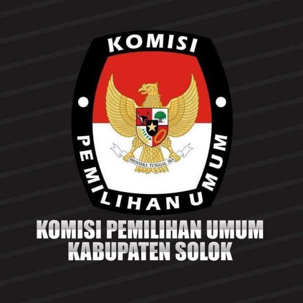 KPU Kabupaten Solok.