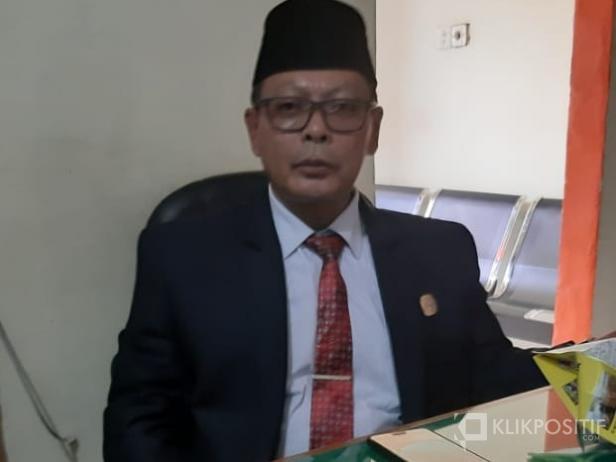 Komisioner KPU Solsel Divisi Teknis Wilson Chaniago