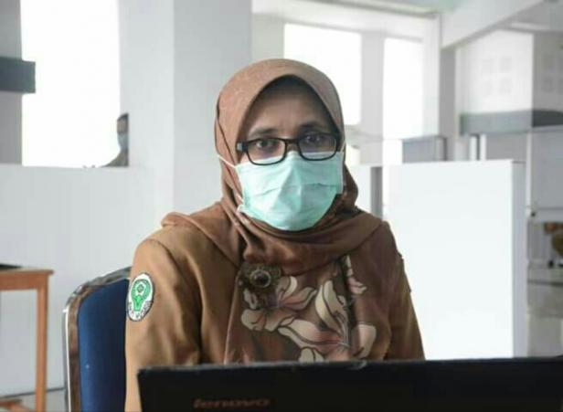 Roza Mardiah, Kepala Bidang P2P Dinas Kesehatan Tanah Datar