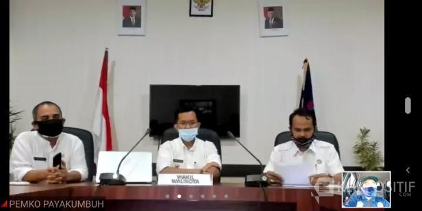 Wakil Wali Kota Payakumbuh Erwin Yunaz saat di salah satu kesempatan.