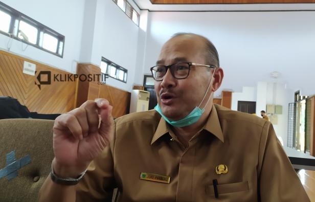 Kabid SMK Disdik Sumbar Joko Purnomo