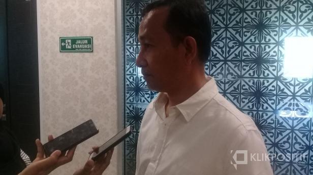 Kepala Dinas Energi dan Sumber Daya Mineral (ESDM) Sumatera Barat Hery Martinus