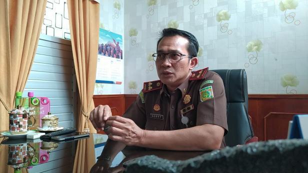 Kajari Solok, Donny Haryono Setiawan