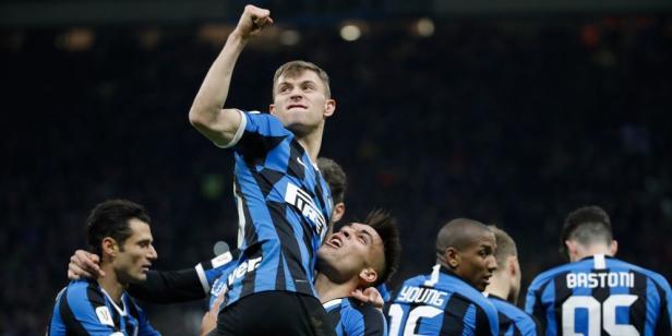 Inter Milan mengalahkan Fiorentina dan lolos ke semi final Copa Italia