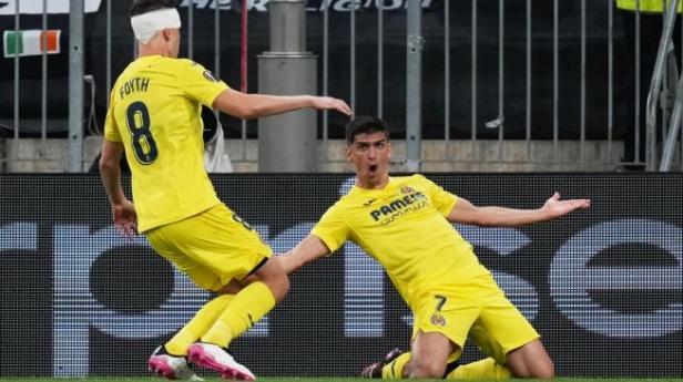 Villarreal jadi Juara Liga Eropa