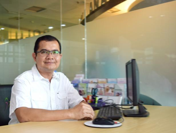 Dokter Spesialis Bedah Onkologi di SPH, dr. Rony Rustam, Sp.B (K)Onk