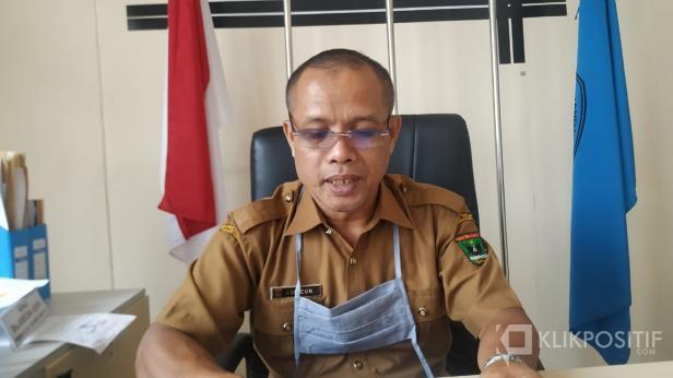 Kepala Cabang Dinas Pendidikan Wilayah Empat Sumatera Barat, Asricun.