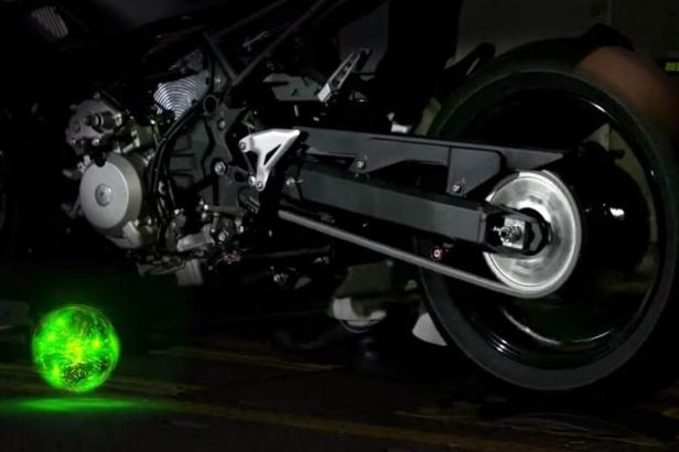 Kawasaki Hybrid