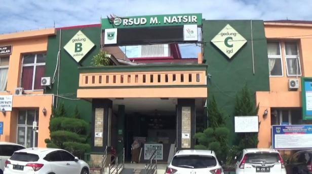 Dokter terkonfirmasi positif diisolasi dan dirawat di RSUD Mohammad Natsir
