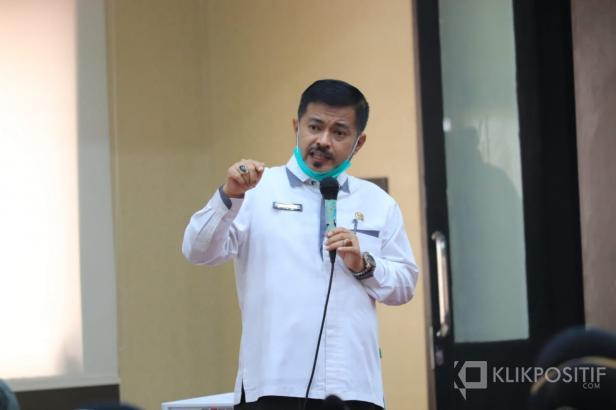 dr. Bakhrizal, Kepala Dinas Kesehatan Payakumbuh