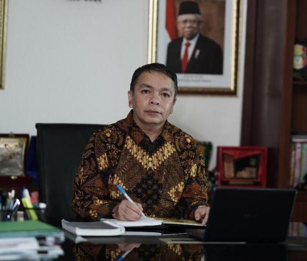 Direktur Pemberdayaan Zakat dan Wakaf, Kementerian Agama Muhammad Fuad Nasar