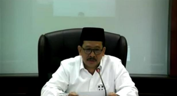 Wakil Menteri Agama Zainut Tauhid