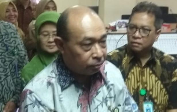 Staf Ahli Bidang Desentralisasi Kementerian Kesehatan Republik Indonesia, dr. Pattiselanno Roberth Johan, MARS