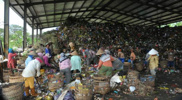 Pengelolaan sampah di Cilacap