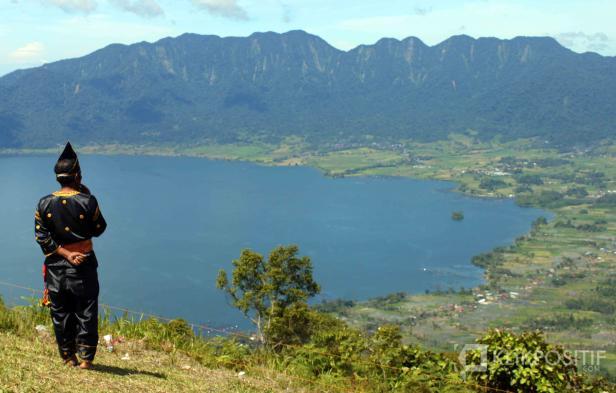 Danau Maninjau Agam - Sumbar