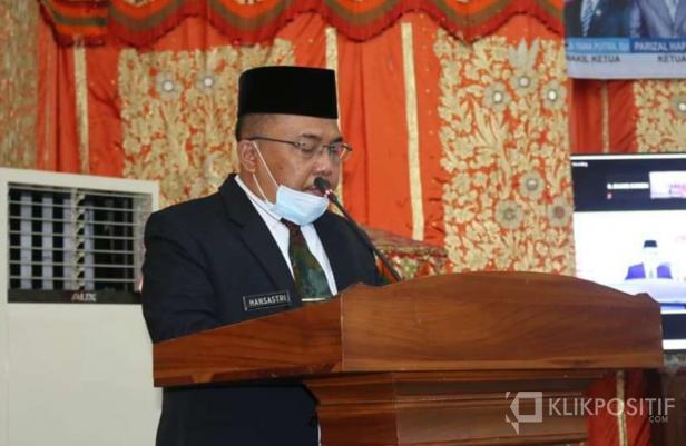 Kepala Bappeda Sumatera Barat, Hansastri