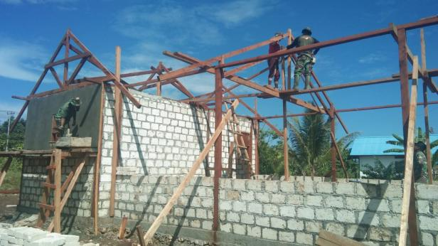 Kepala Kampung Dorba: Kemajuan Kampung Sudah Mulai Tercium