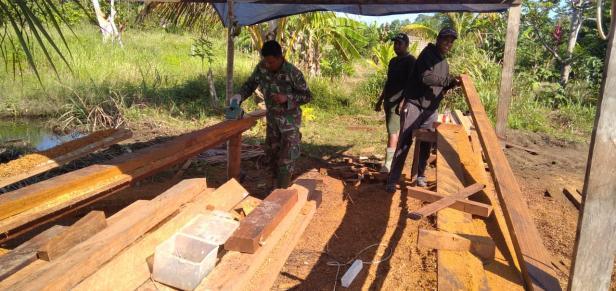 Kepala Kampung Dorba: Program Ini yang Kami Nantikan