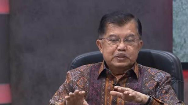 mantan Wakil Presiden RI ke 10 dan 12, HM Jusuf Kalla