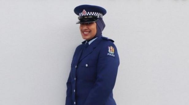 Zeena Ali, Polisi Berhijab Pertama di Selandia Baru