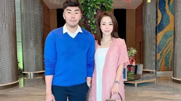 Roy Kiyoshi dan pacar barunya, Bella Lee