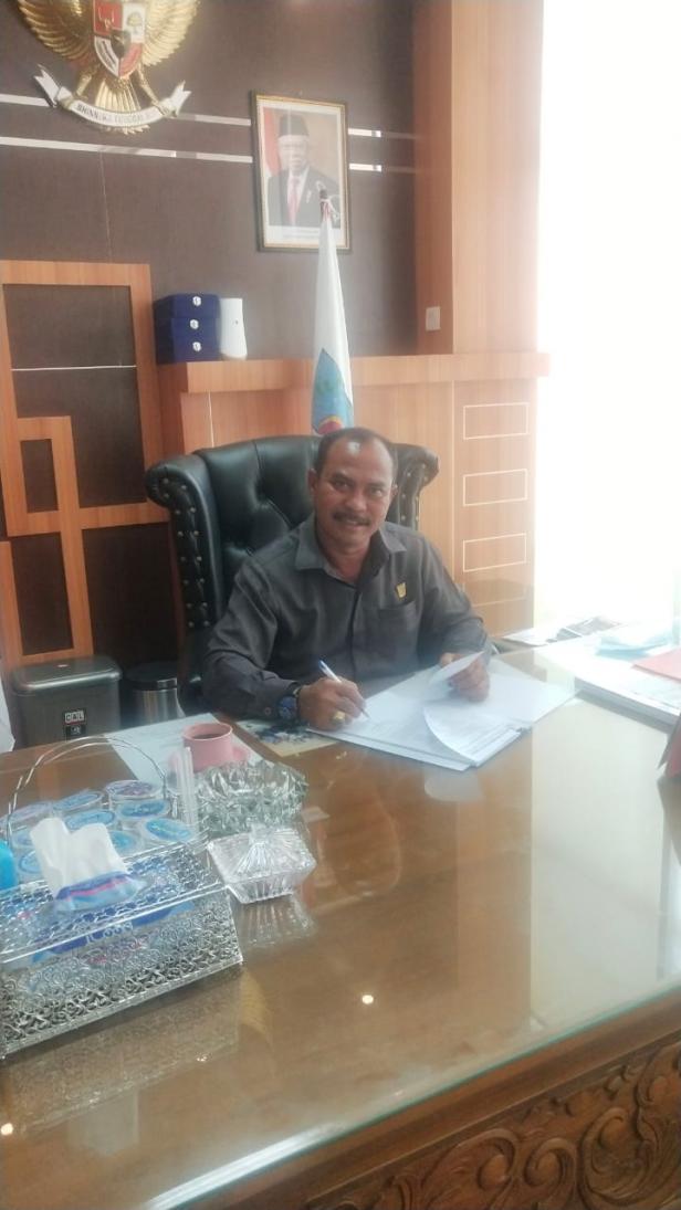 Ketua DPRD Kabupaten Dharmasraya, Pariyanto