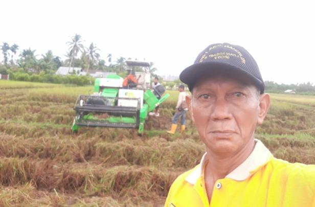 Ketua Gakpotan Batang Timbulun Taratak, Buskamil