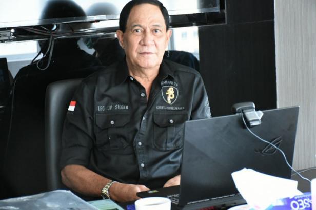 Mayjen TNI (Purn) Leo Siegers