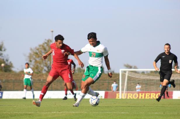Timnas U-19 vs Qatar