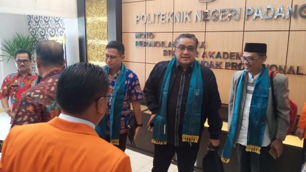 Wakil Ketua Komisi X DPR-RI Dede Yusuf