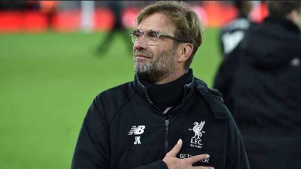 manajer Liverpool, Jurgen Klopp