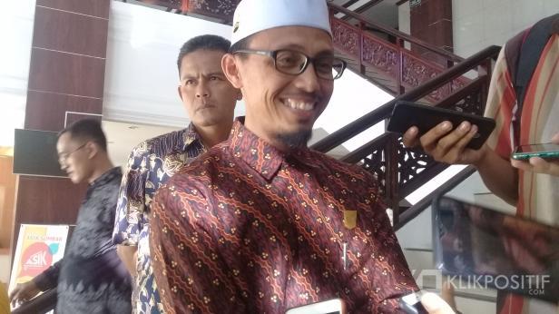 Ketua Dewan Pimpinan Wilayah (DPW) PKS Sumbar Irsyad Syafar
