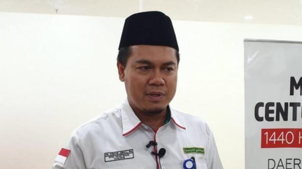 Konsul Haji KJRI Jeddah Endang Jumali
