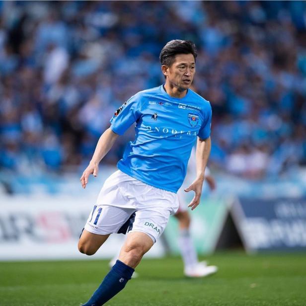 Kazuyhosi Miura